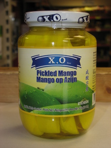 X.O Pickled Mango