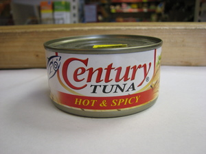 Century Tuna - Hot & Spicy