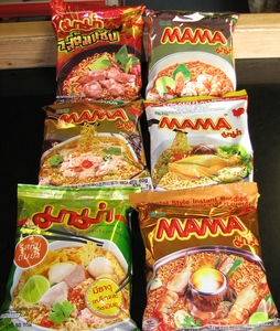 MAMA Brand instant Noodles