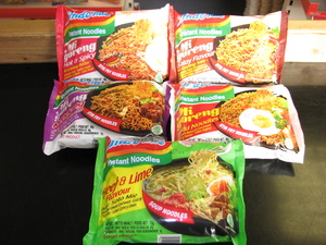 Indo Mie Instant Noodles